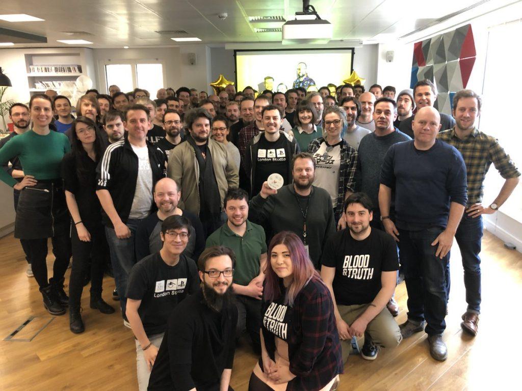PlayStation London, un estudio desarrollador de Reino Unido