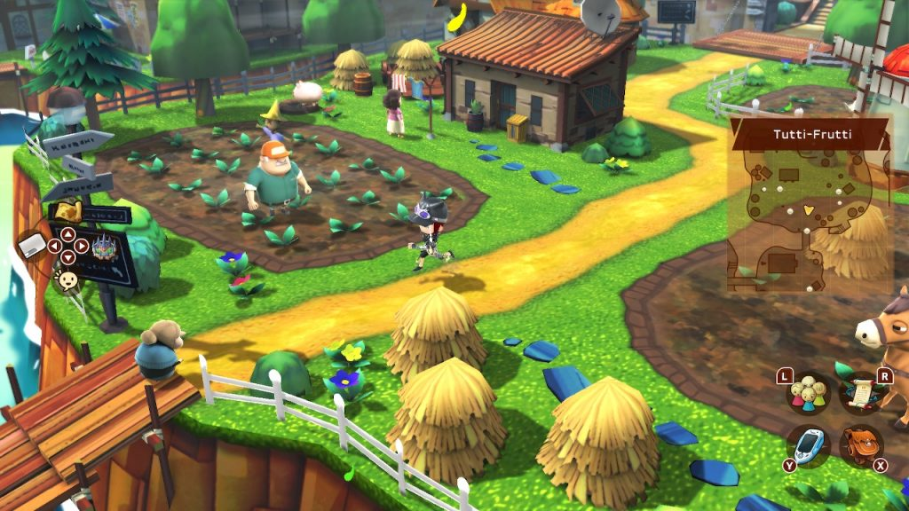 Snack World Captura 1