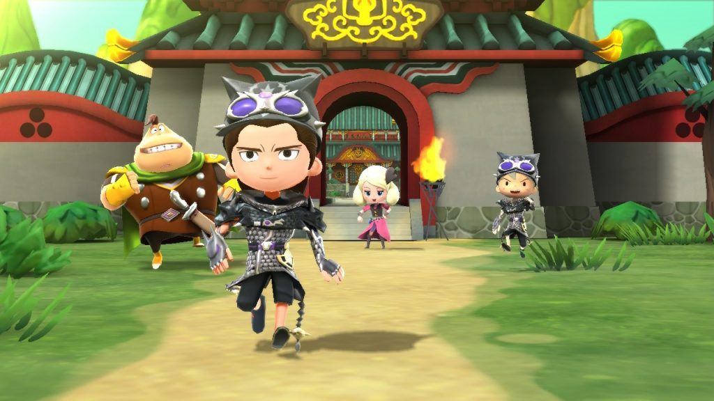 Snack World Captura 2