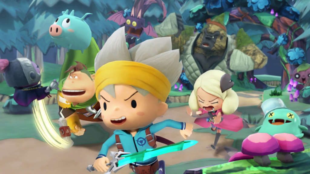 Snack World Captura 4