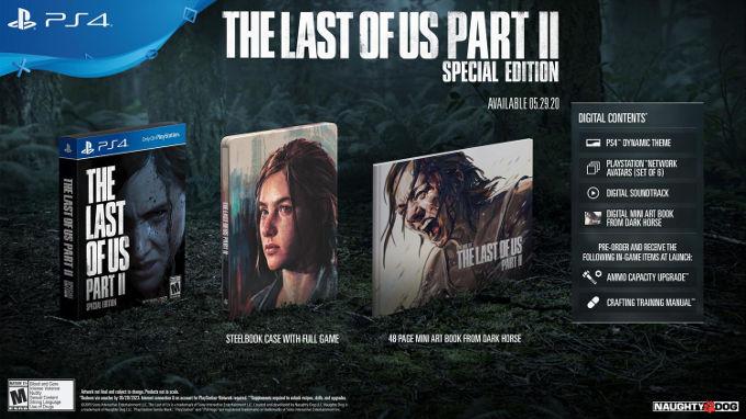 México tendrás las dos ediciones The Last of Us Part 2