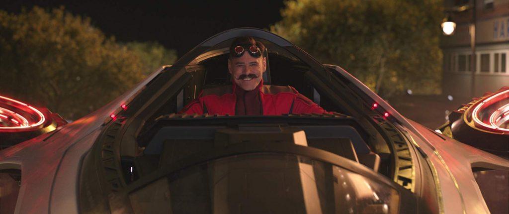 Jim Carrey como el Dr. Robotnik