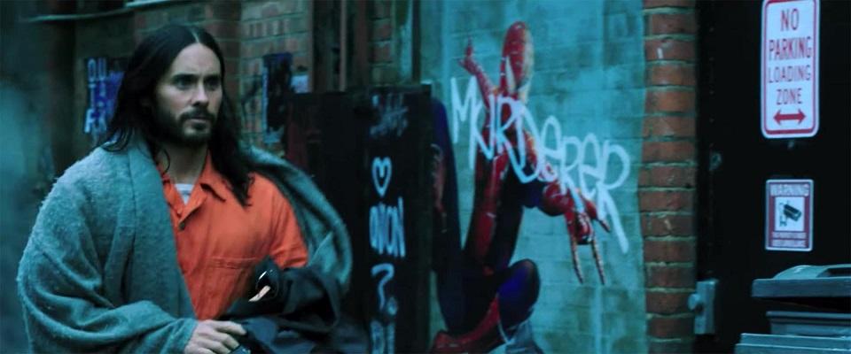 Morbius cameo de Spider-Man