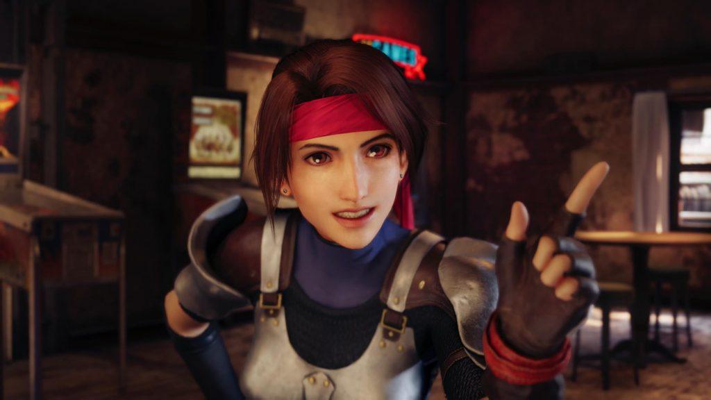 Jessie Final Fantasy VII Remake