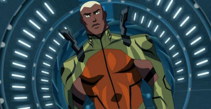 Aquaman-Aqualad