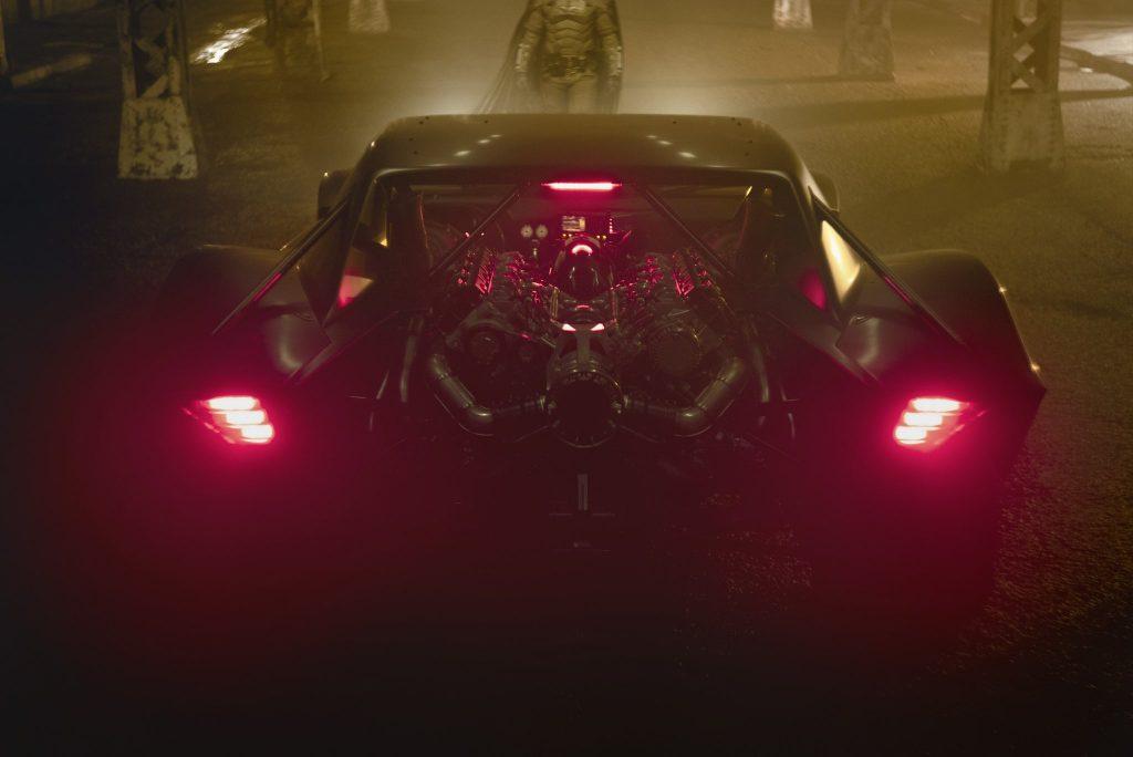 Batimovil-Motor-Batman