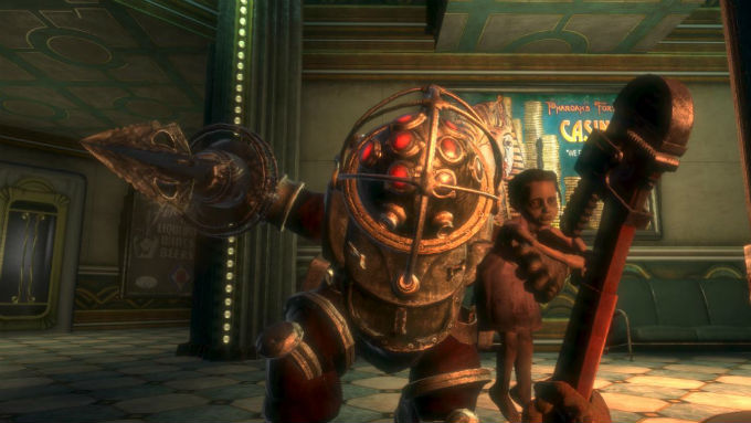 Bioshock-Gameplay