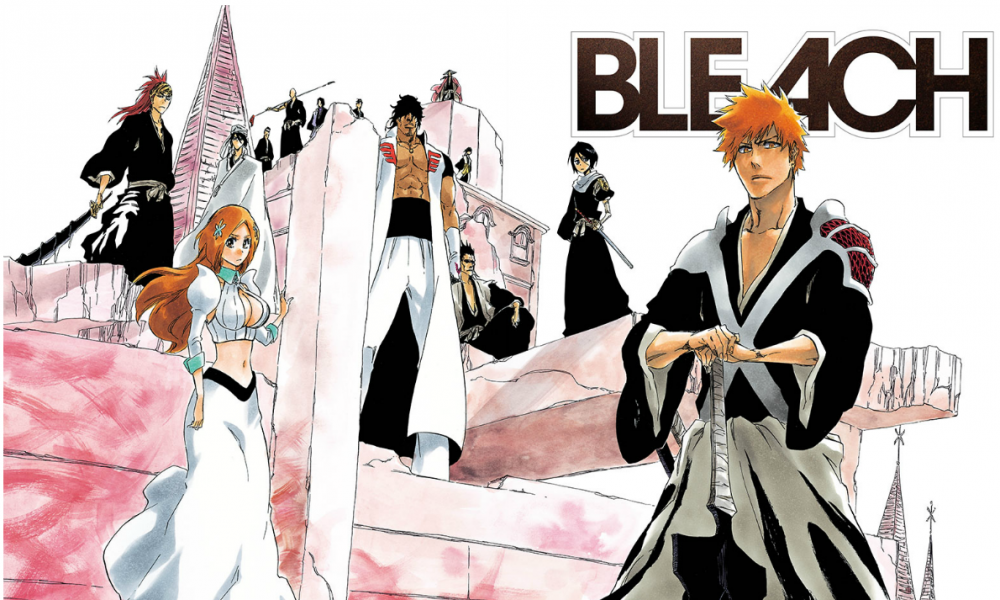 Bleach y Jujutsu Kaisen.