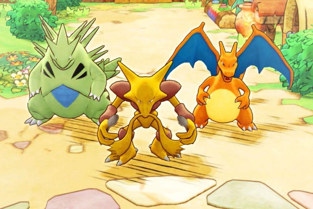 Pokémon Mystery Dungeon: Rescue Team DX C1
