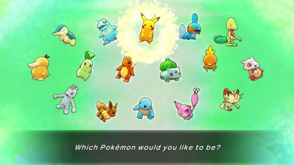 Pokémon Mystery Dungeon: Rescue Team DX C2