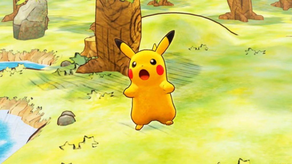Pokémon Mystery Dungeon: Rescue Team DX C3