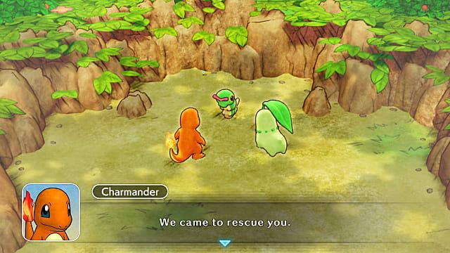 Pokémon Mystery Dungeon: Rescue Team DX C5