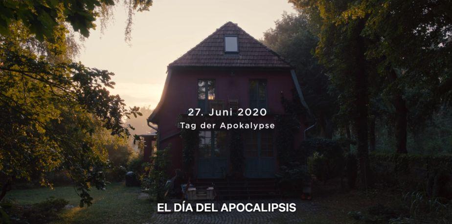 Dark fijó una fecha para el Apocalipsis