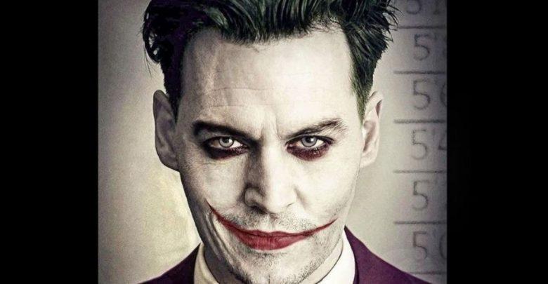 Joker Johnny Depp