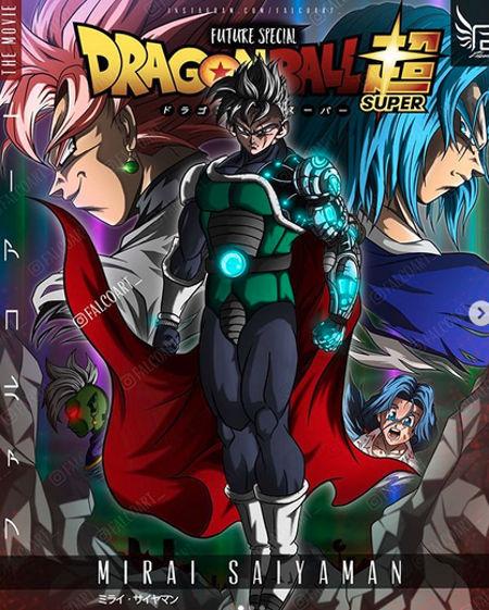 Así se vería el Gran Saiyaman del Futuro de Dragon Ball según un fan