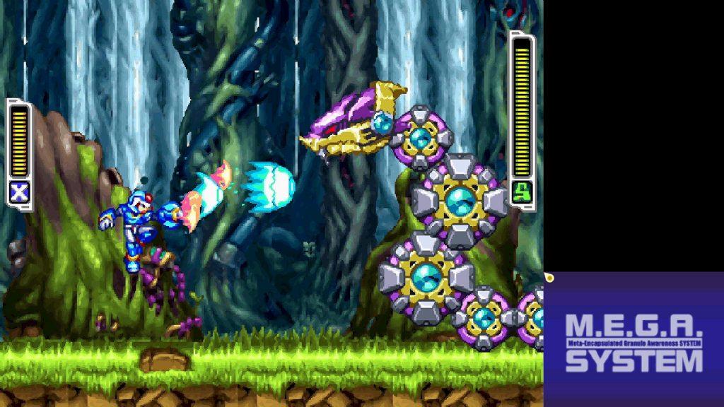 Mega Man Zero/ZX Legacy Collection Captura 3
