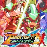 Mini Mega Man Zero/ZX Legacy Collection