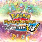 Mini portada Pokémon Mystery Dungeon: Rescue Team DX