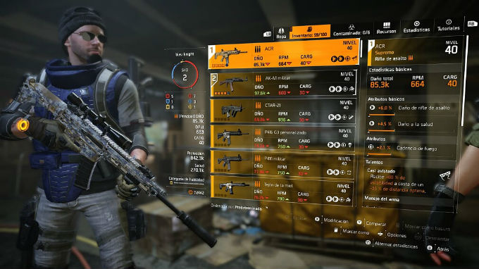 The-Division-2-Warlords-Equipo