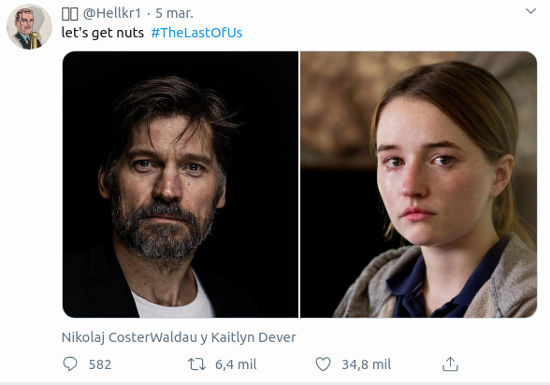 Fans quieren a Hugh Jackman y Ellen Page en serie de The Last of Us