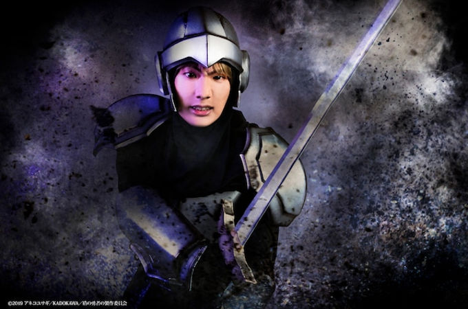 Así se ve Filo en el live-action de The Rising of the Shield Hero