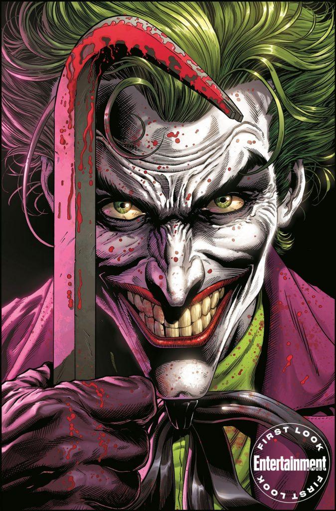 Batman: three jokers
