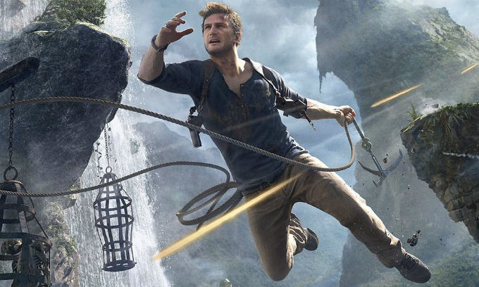 Spider-Verse-Uncharted
