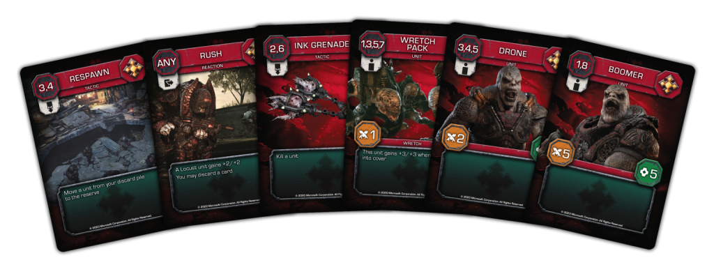Gears of War: The Card Game