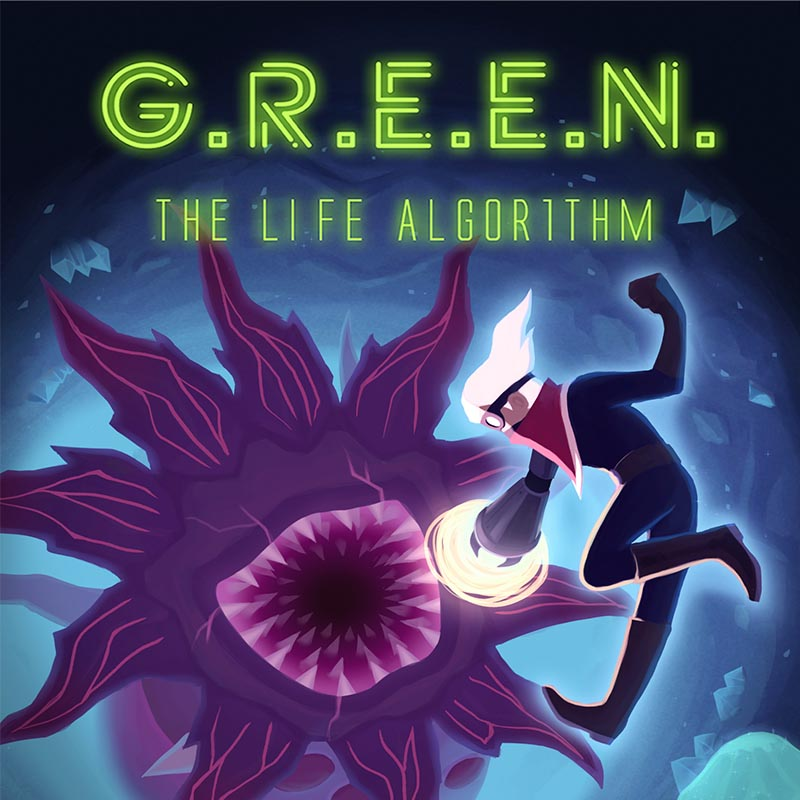 GREEN The Life Algorithm (Switch)