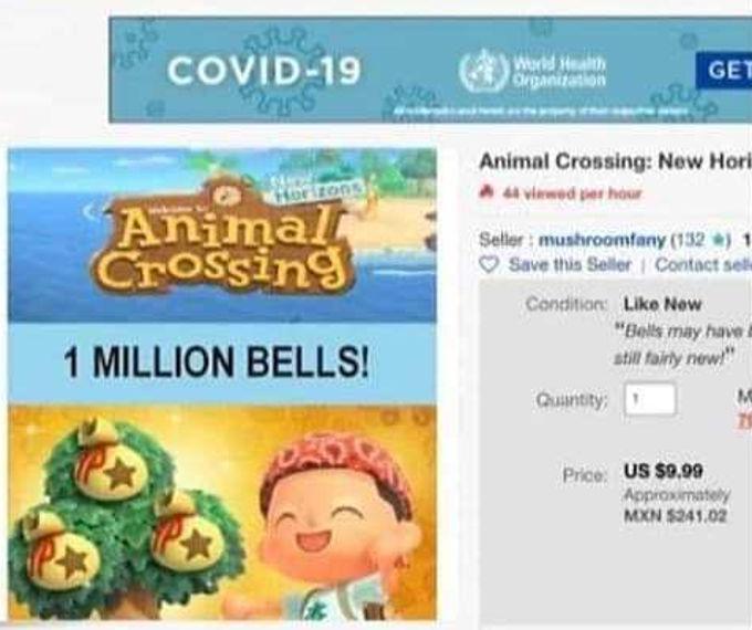 Animal Crossing: ¡La moneda venezolana y los bayas valían casi igual!