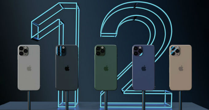 Apple iPhone 12.
