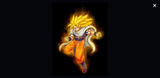 Recordando como era el Super Saiyajin Dios original de Dragon Ball