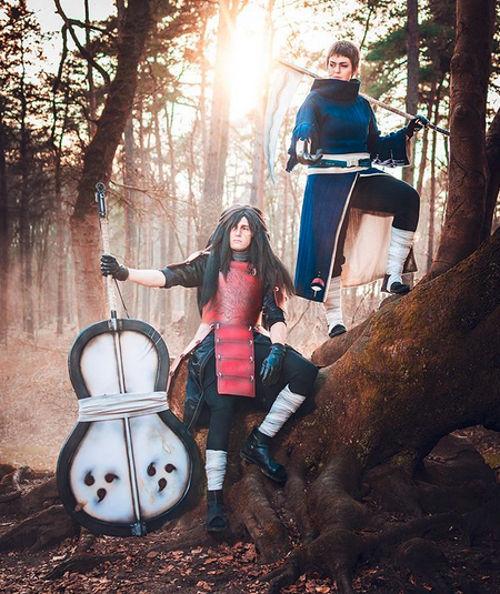 Obito y Madara de Naruto Shippuden están listos para live-action