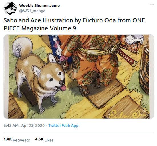 Así se vería Portgas D. Ace en One Piece si siguiera vivo