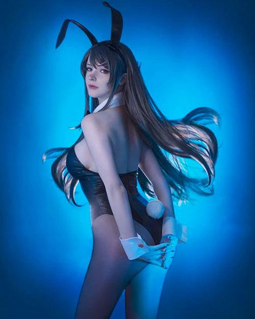 Rascal Does Not Dream of Bunny Girl Senpai: Este cosplay de Mai Sakurajima es genial