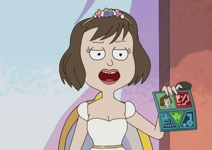 Rick-Y-Morty-Tammy