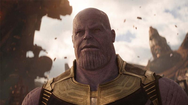 Thanos y su discurso de Donald Trump