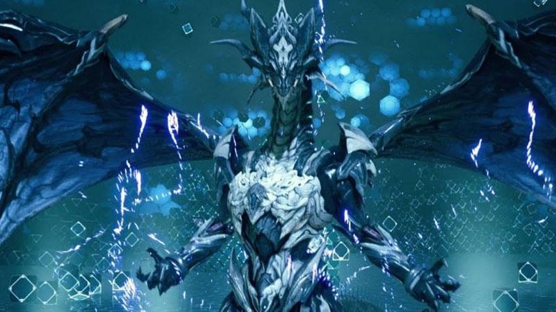 Final Fantasy VII Remake Bahamut