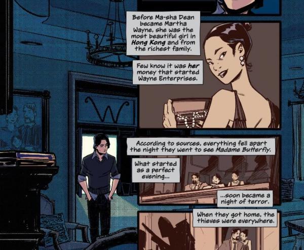 Batman ahora es asiático-americano.