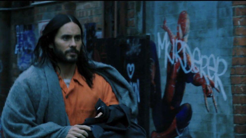 Spider-Man y Morbius