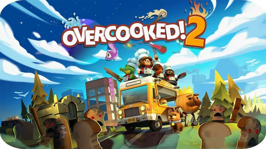 Overcooked 2 en Xbox Game Pass
