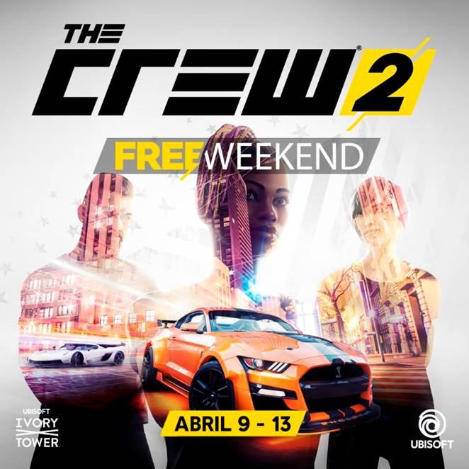 The Crew 2 de Ubisoft