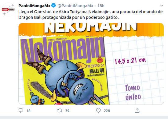 Manga parodia de Dragon Ball llegará a México