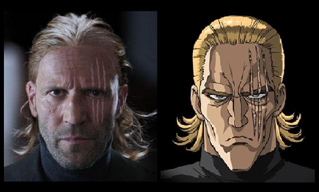 One-Punch Man: Así imaginan a Jason Statham como uno de sus héroes