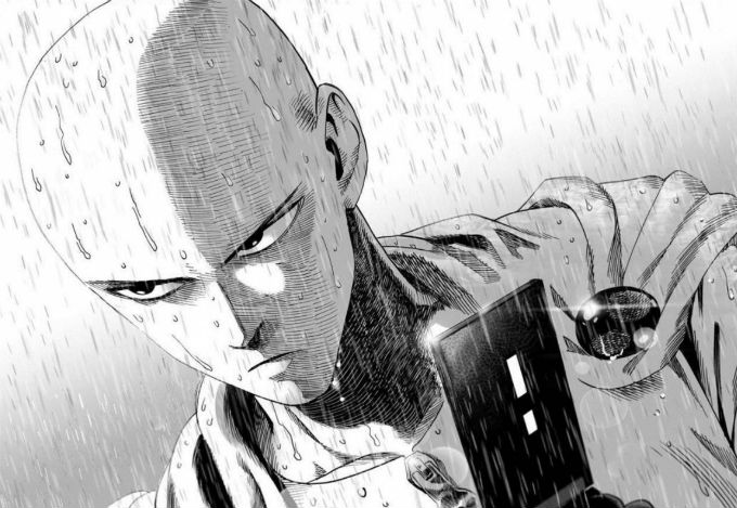 One-Punch-Man-Manga