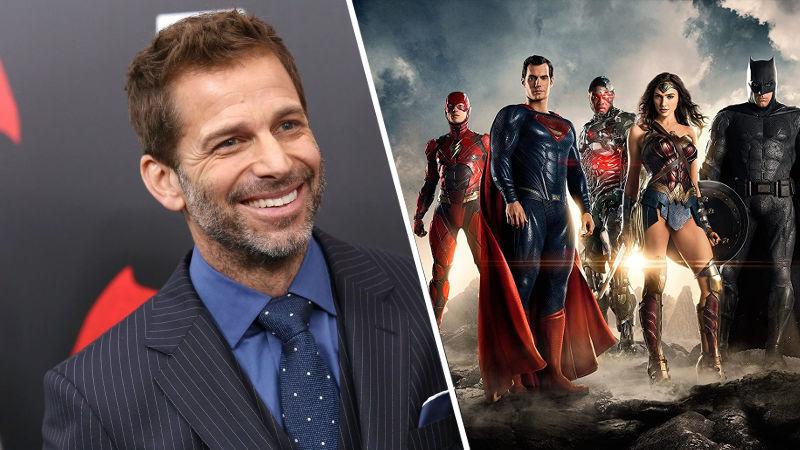 Confirman dónde y cuándo podrás ver Snyder Cut de Justice League | TierraGamer
