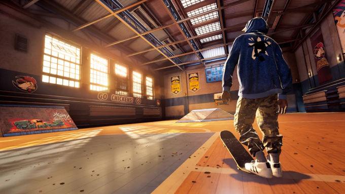 Los juegos de Tony Hawk's Pro Skater regresan a la actual generación
