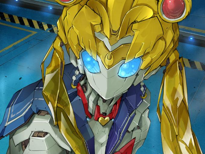 Sailor Moon-Robot