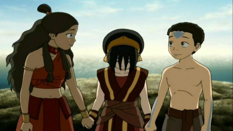 Imagen de Amistad para el Test de Que Personaje de Avatar Eres