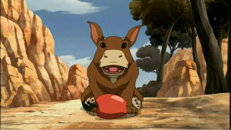Animal para el Test Que Personaje de Avatar Eres